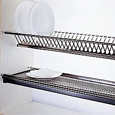 Cupboard Dish Racks