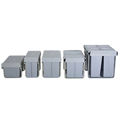 All Kitchen Waste Bins