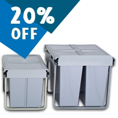 20% Off Elite Bins