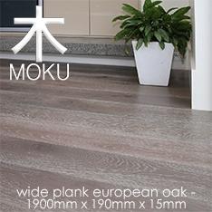15mm Engineered Oak Flooring