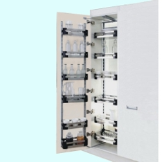 Open-Out Pantry Units