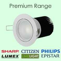 Premium LED Downlight Kits