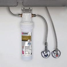 Rain Water - Under Sink Filtration Unit