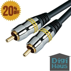 In-Wall RCA Cables
