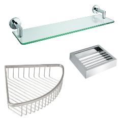 Shelves and Soap Baskets Sale