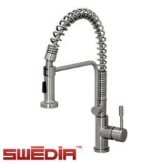 SWEDIA Stainless Steel Tapware