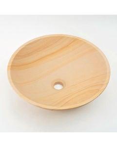 Moku Sandstone Basin - Natural Stone - Single Piece - 117