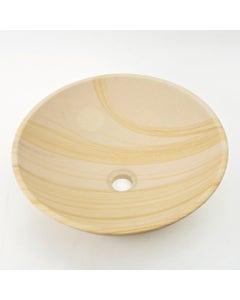 Moku Sandstone Basin - Natural Stone - Single Piece