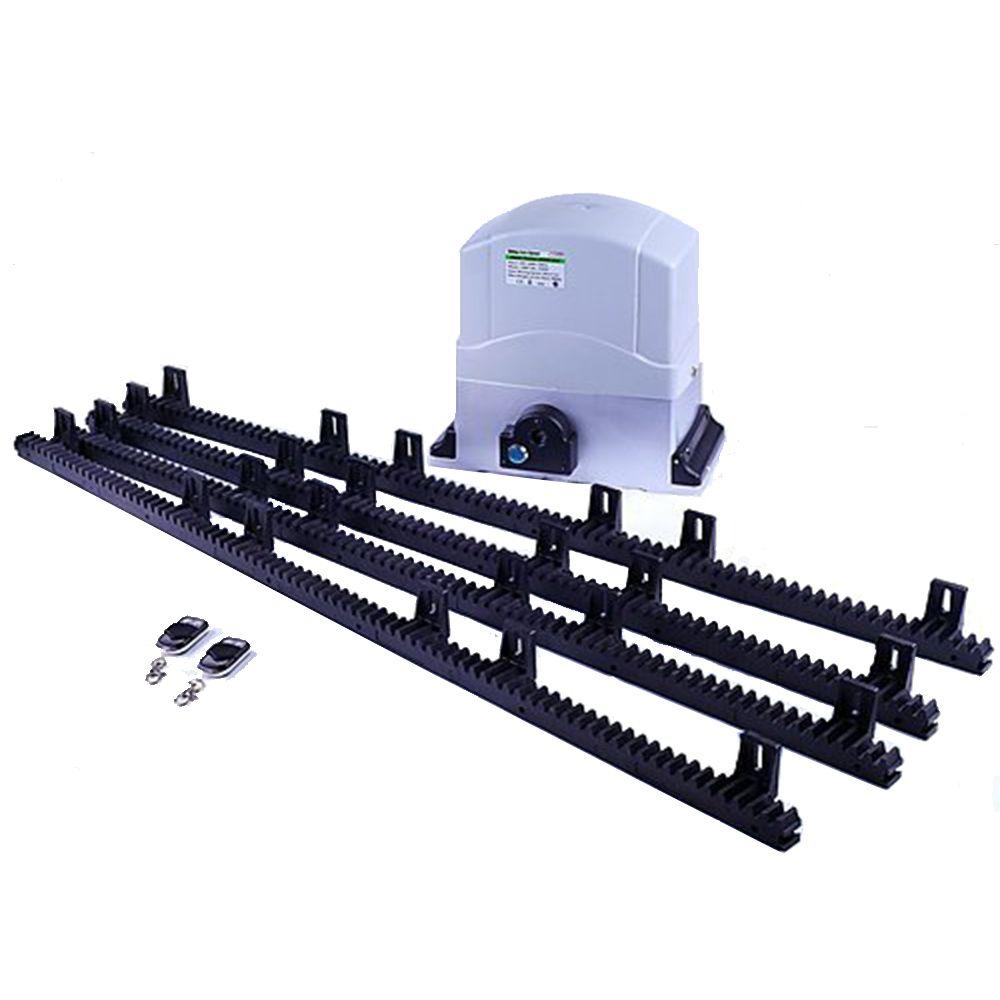 1500KG Auto Slide Sliding Gate Opener Automatic with 4m Rail