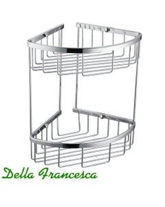 Della Francesca Carlos Wire Corner Baskets
