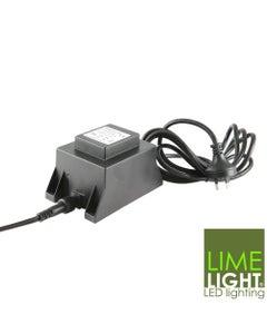 Outdoor garden lighting transformer 50W or 105W