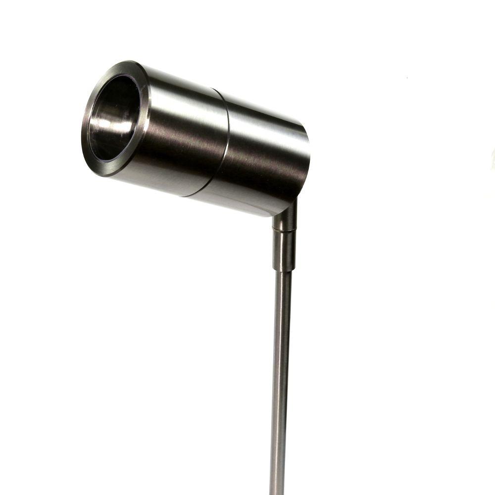Luna Outdoor Garden Spike Light - 12V LED - 316 Stainless Steel
