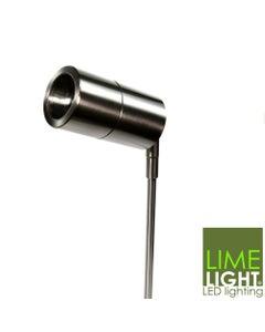 Luna Spiked garden Light Stainless Steel 316