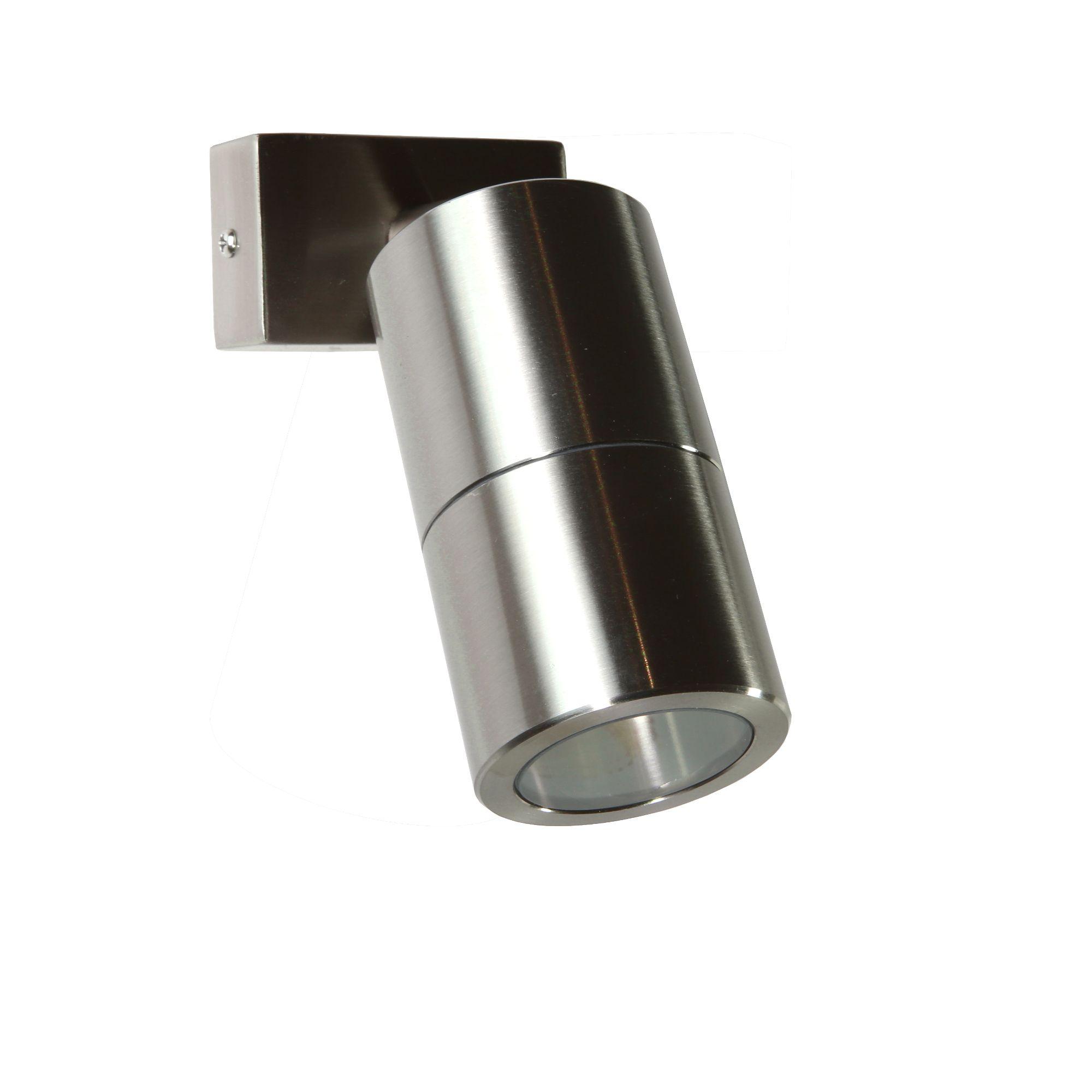 Sorrento Single Spot Light - 240V LED - 3mm 316 Stainless Steel