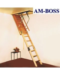 ACCESS-MEISTER TIMBER ATTIC ACCESS LADDER