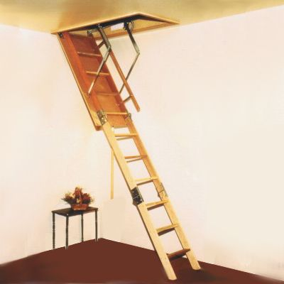 Image of Access-Meister Timber Attic Ladder