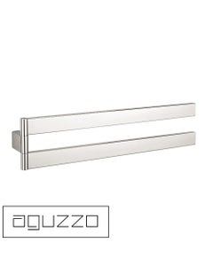 Aguzzo Montangna Double Towel Bar