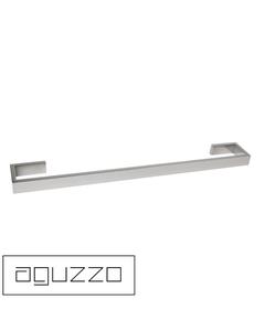 Montangna Stainless Steel Single Towel Rail Aguzzo