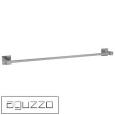 Quadro Stainless Steel Single Towel Rail dimensions Aguzzi