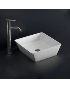 aguzzo enna wide bathroom limestone basin square lifestyle