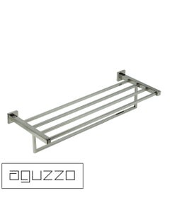 aguzzo stainless steel Quadro Towel Rack