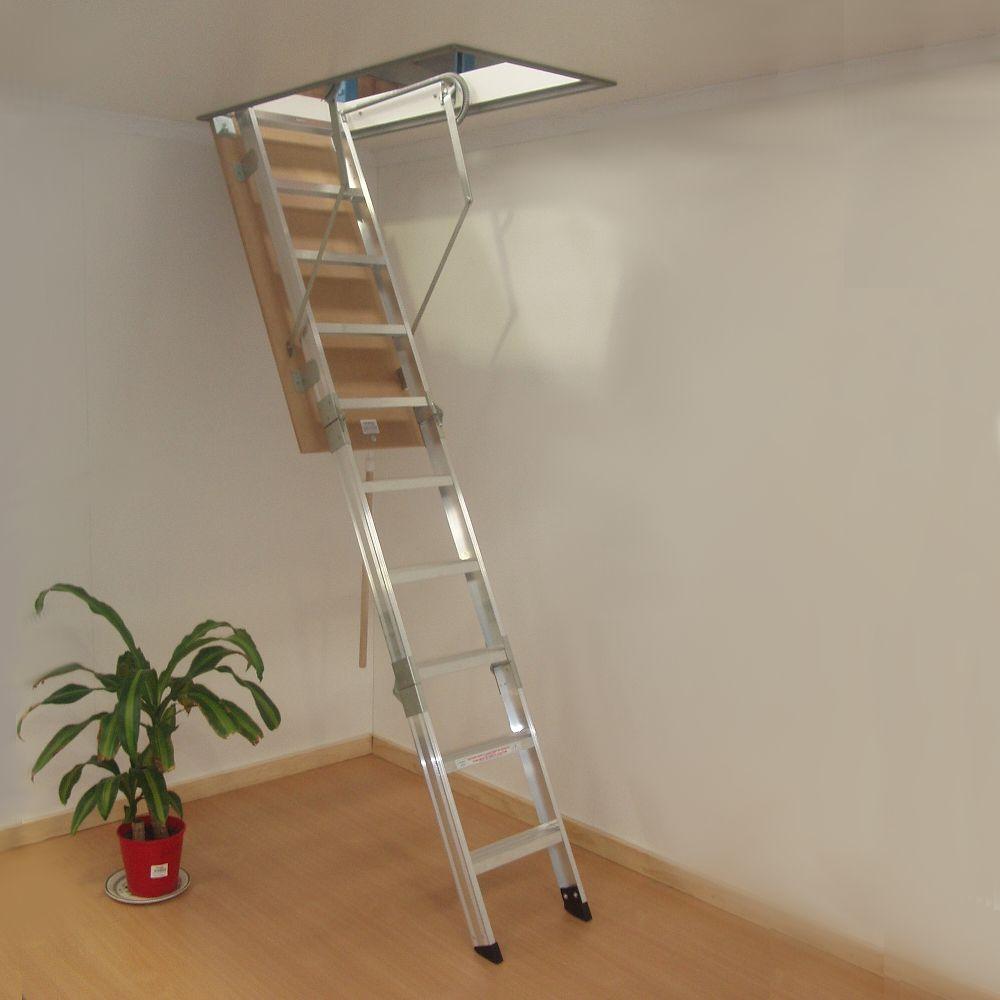 Big Boss Aluminium Attic Ladder