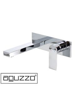 prato-wall-mounted-basin-spout-set-chrome-with-chrome-handle