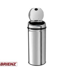 Kitchen Bin Stainless Steel Brienz