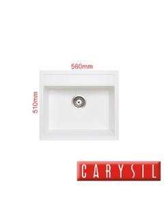 carysil-snova-white-kitchen-granite-sink-560x510mm
