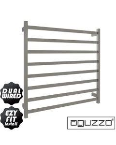 Stainless Steel Heated Towel Rail flat bars