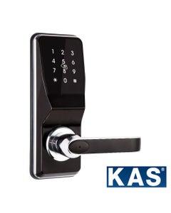 digital online door lock tap to unlock feature