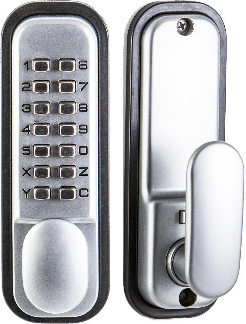 Digital Mechanical Lock - Single Keypad