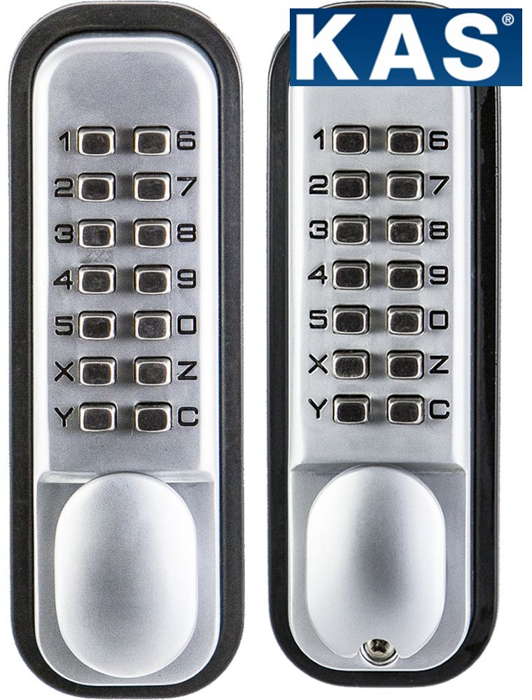Digital Mechanical Lock - Dual Keypad