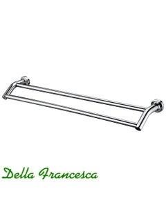 Della Francesca Stella Angled Towel Rail