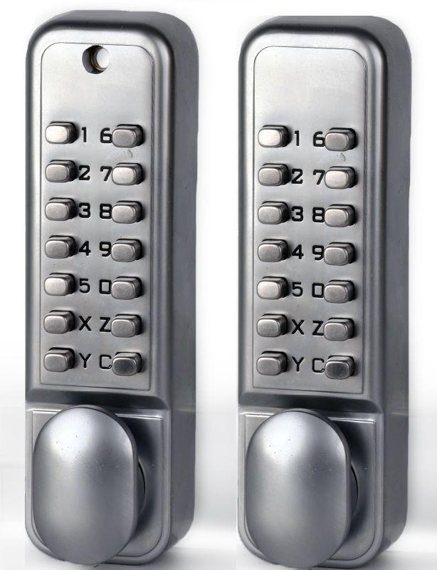 Digital Mechanical Lock - Dual Keypad