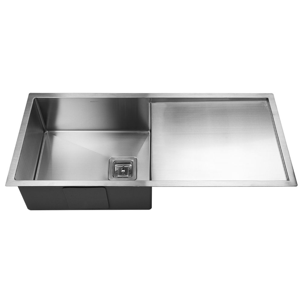 Clearance Sale - SWEDIA Dromma Stainless Steel Sink - 1000mm Single Bowl - 1.5mm Thick