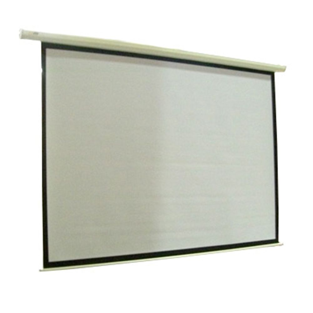 """Electric Motorised Home Theatre Projector Screen 150"""" + Remote"""