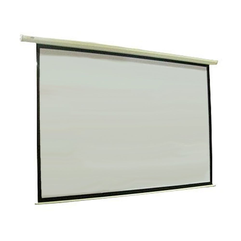 """Electric Motorised Home Theatre Projector Screen 100"""" + Remote"""