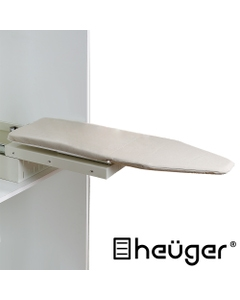Heuger Pull-Out Fold-Out Rotating Ironing Board