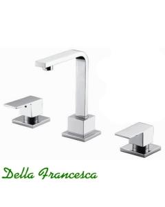 three piece basin tap set