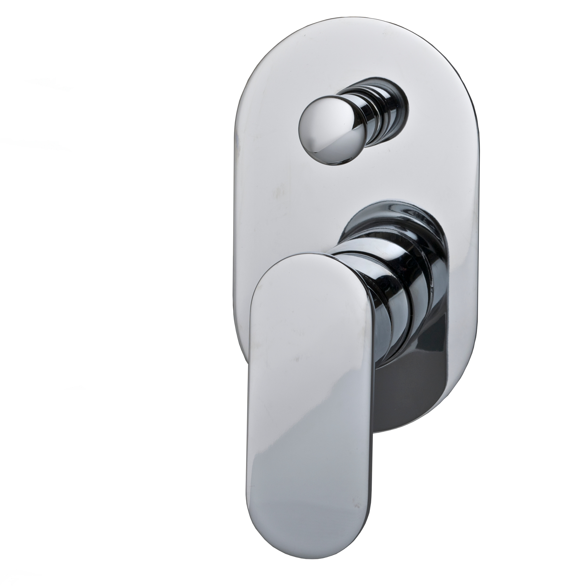 Eve Wall Mounted Shower Mixer with Diverter