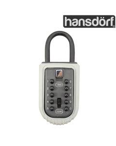 Key Safe Padlock with Combination Digital Lock