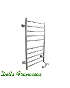 Electric Heated Bathroom Towel Rack / Rails 100W