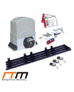 automatic motor sliding gate opener
