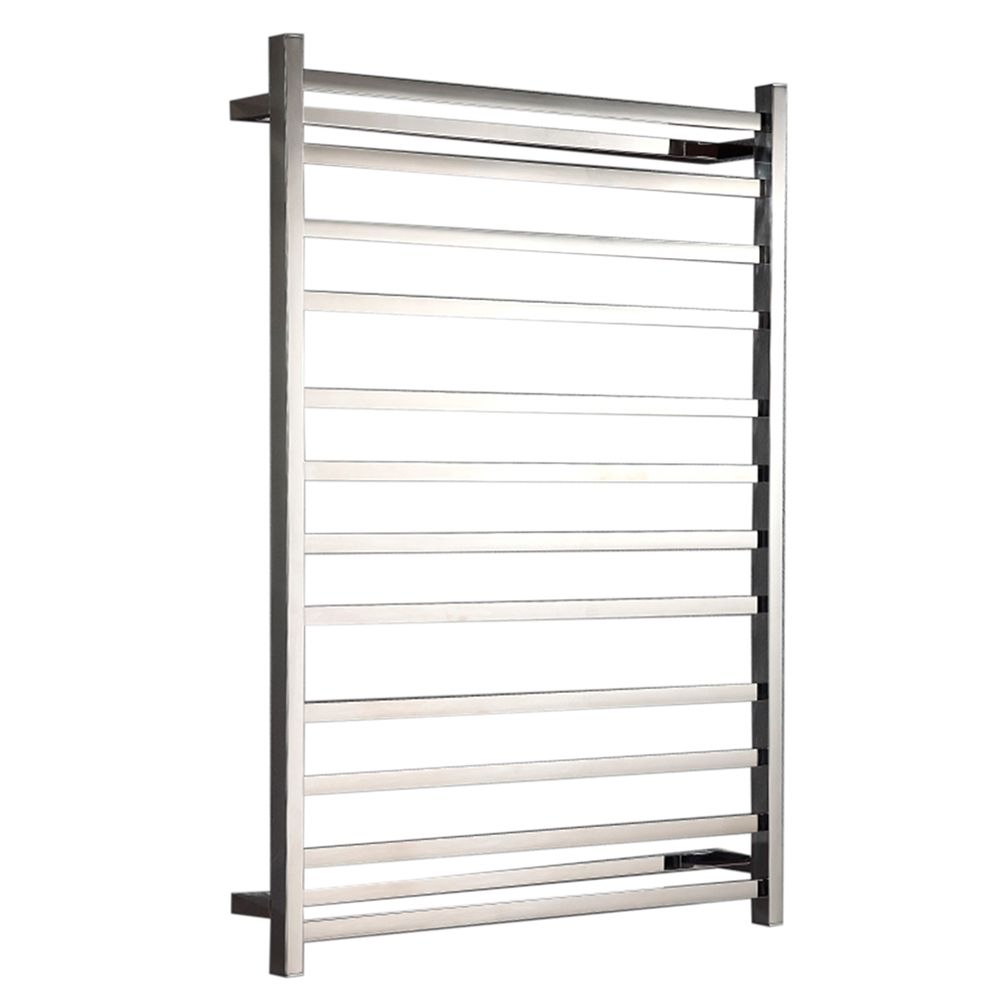 Hotwire - Heated Towel Rail - Square Bar 304 SS (W800mm x H1150mm)