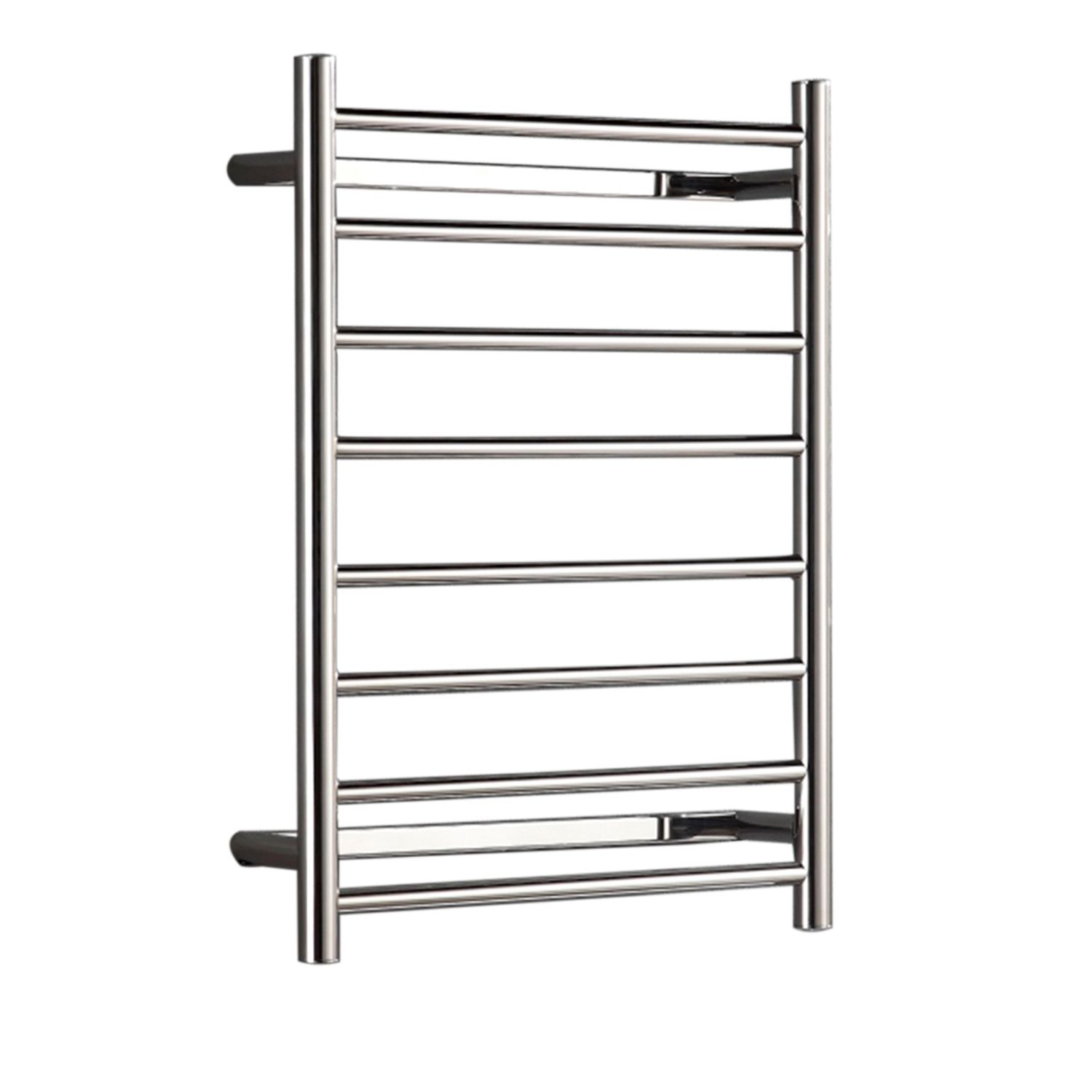 Hotwire - Heated Towel Rail - Round Bar (W530mm x H700mm)