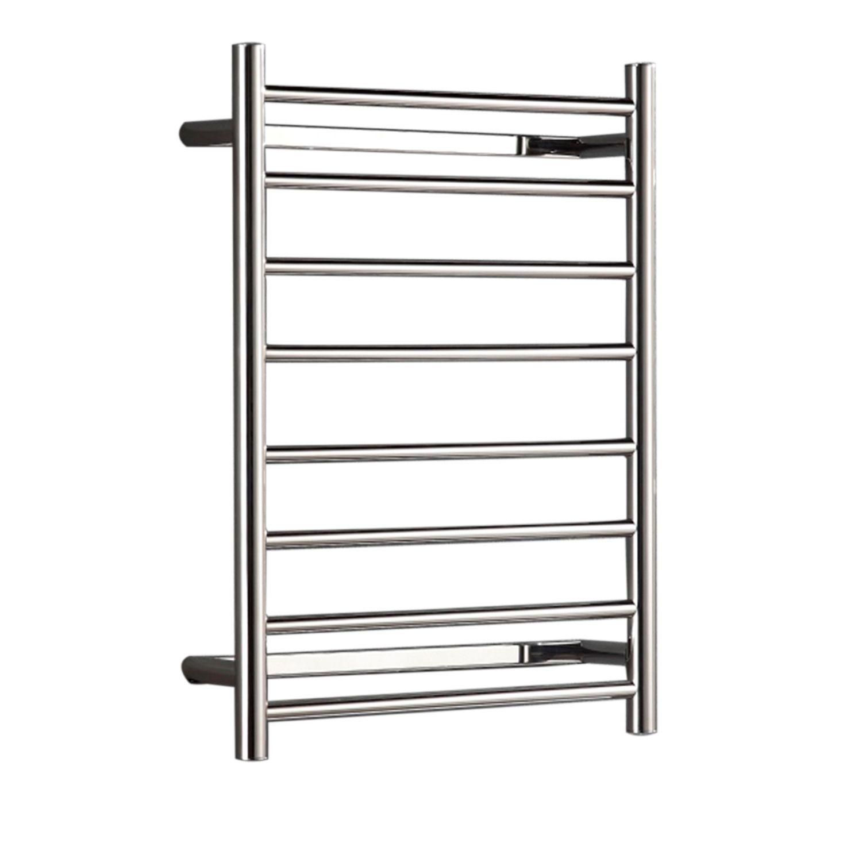 Hotwire - Heated Towel Rail - Round Bar (W530mm x H700mm)