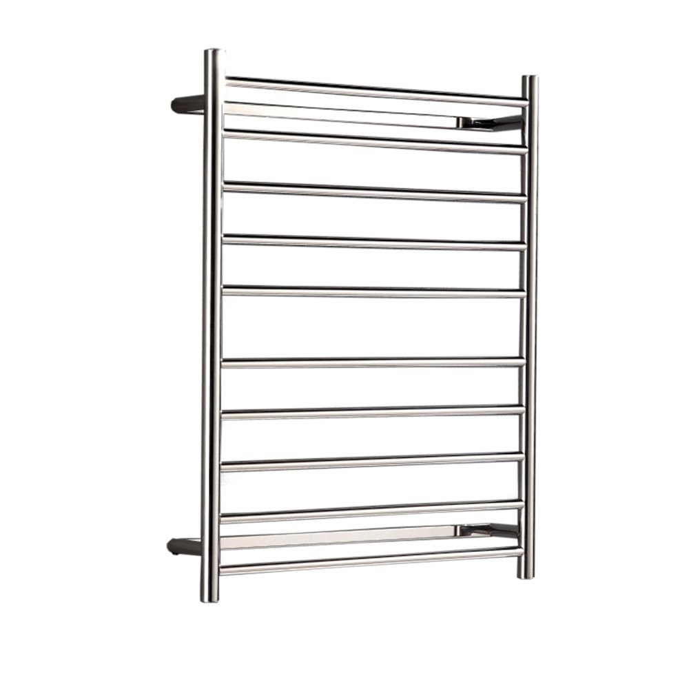 Hotwire - Heated Towel Rail - Round Bar (W700mm x H900mm)