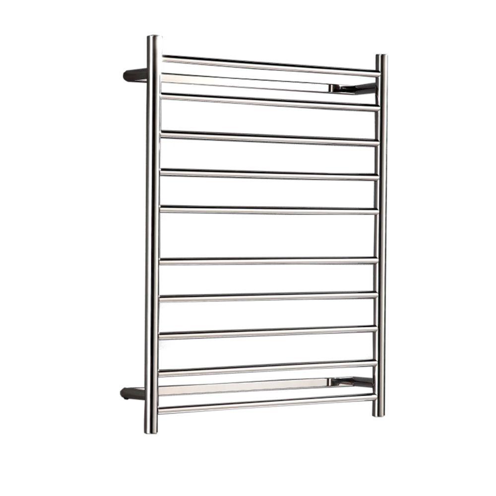 Hotwire - Heated Towel Rail - Round Bar (W700mm x H900mm)