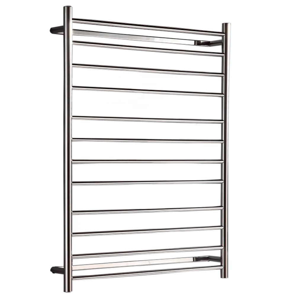 Hotwire - Heated Towel Rail - Round Bar (W800mm x H1150mm)